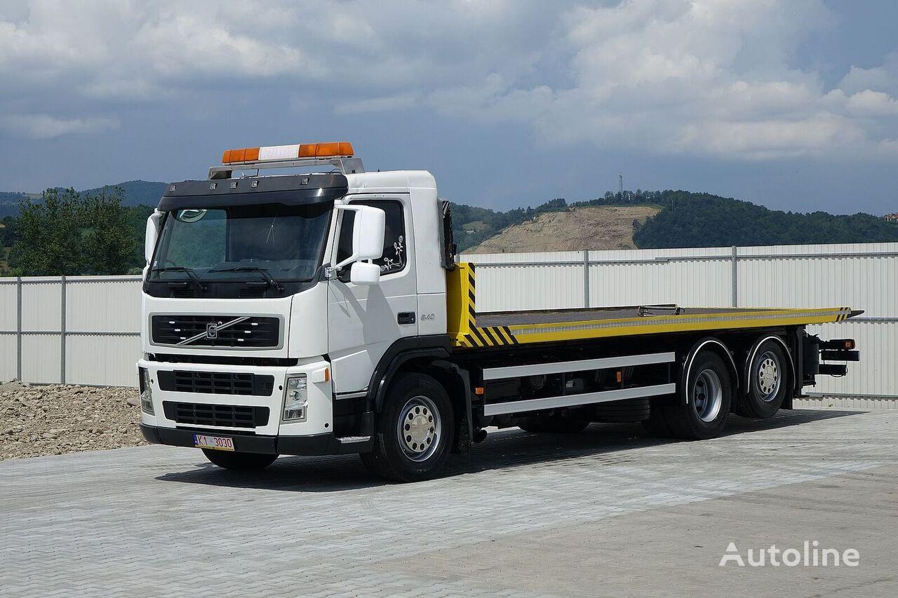 laweta VOLVO 340 Abschleppwagen 7,70m *6x2* Topzustand!