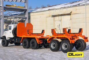 nowy maszyny budowlane do przewozu rur KRAZ 6322-05