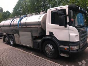 mlekowóz SCANIA 6x2