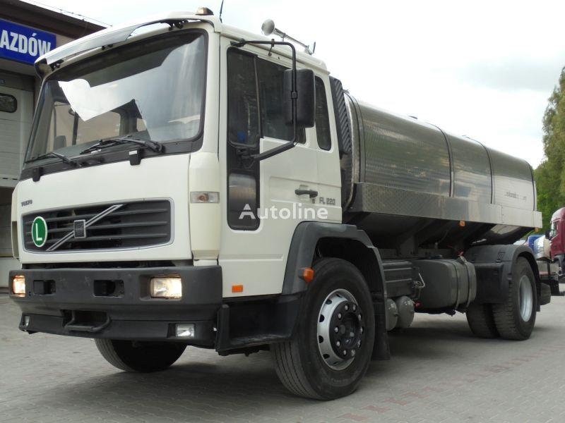 mlekowóz VOLVO FL 220 FL6