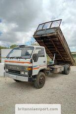 wywrotka TOYOTA Dyna 300 14B 3.6 diesel left hand drive 7.5 ton