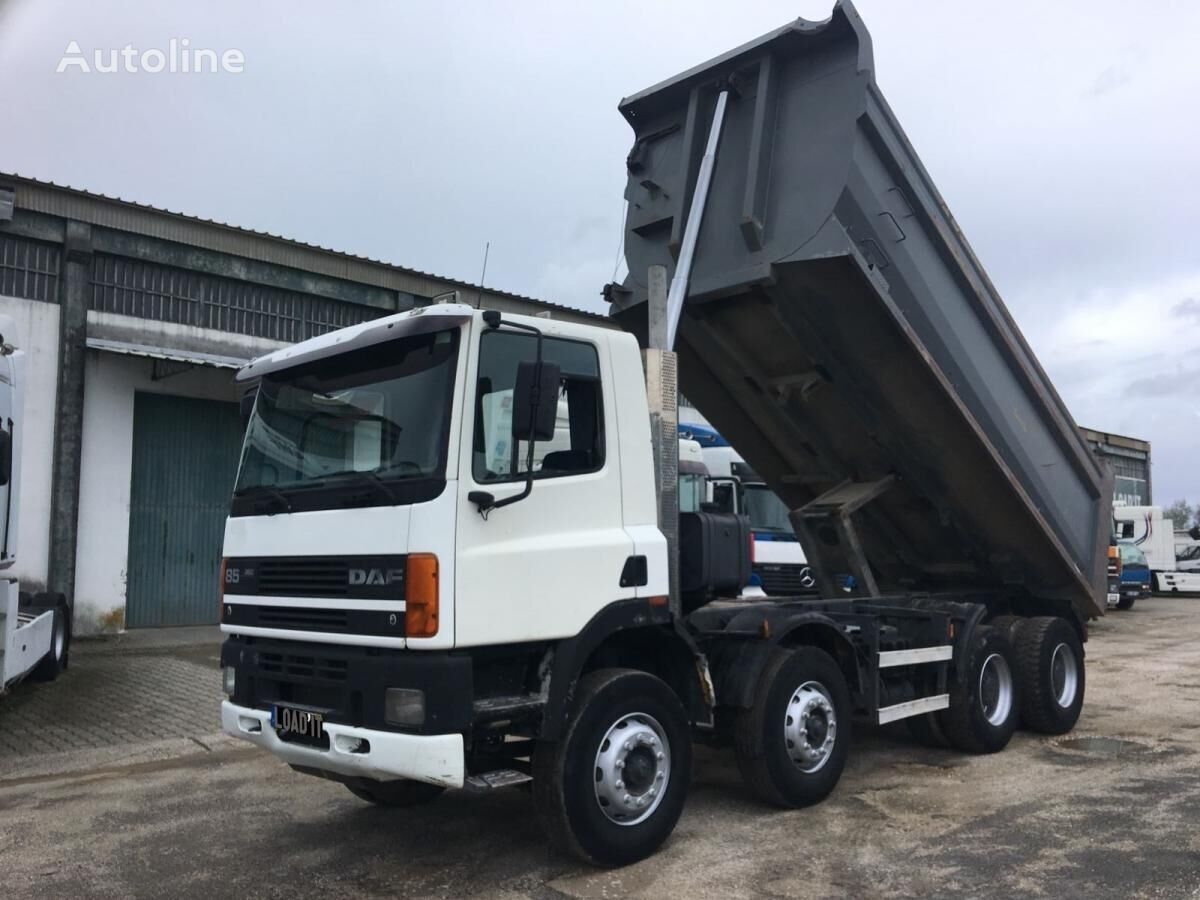 wywrotka DAF CF85 360ATi 8X4 Full Steel Suspension