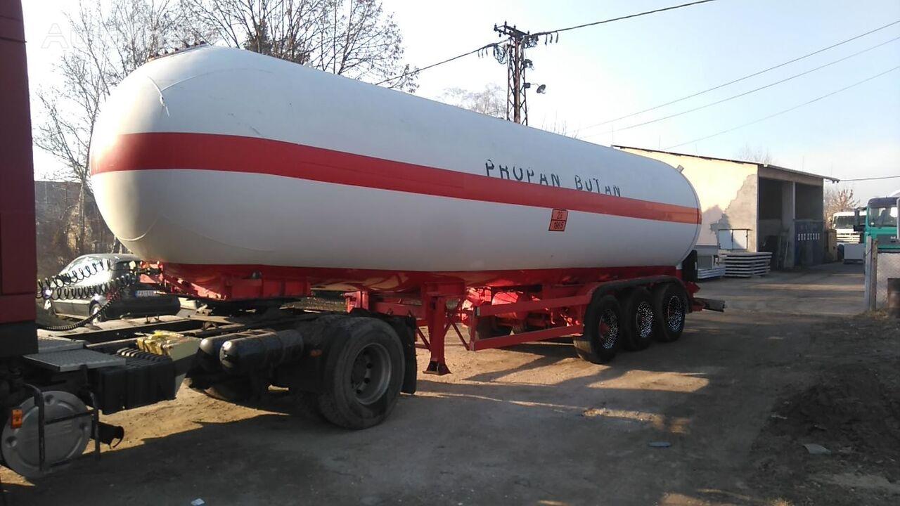 cysterna gazowa ACERBI 48000