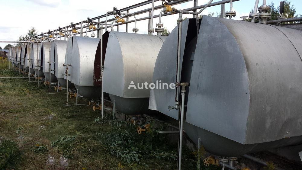 cysterna gazowa VAN HOOL LPG/PROPAN/BUTAN 12 units