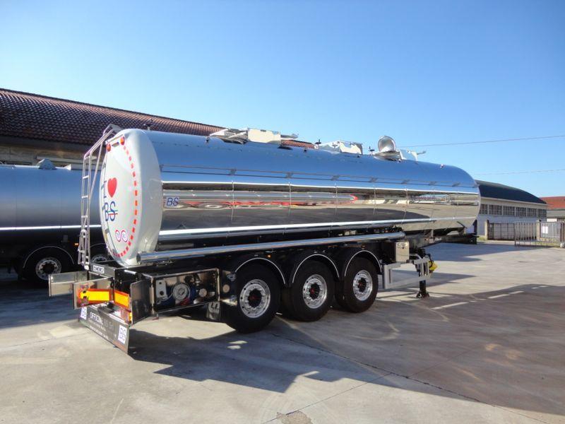 nowa cysterna spożywcza UNIFRIG Light 5.600 kg