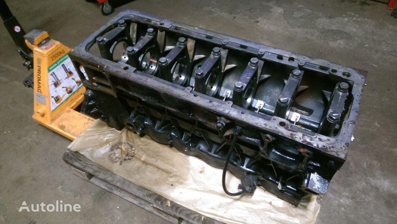 blok silnika MAN D20 LF61 Biturbo TGS Euro6 CrankCase Euro6 do ciężarówki