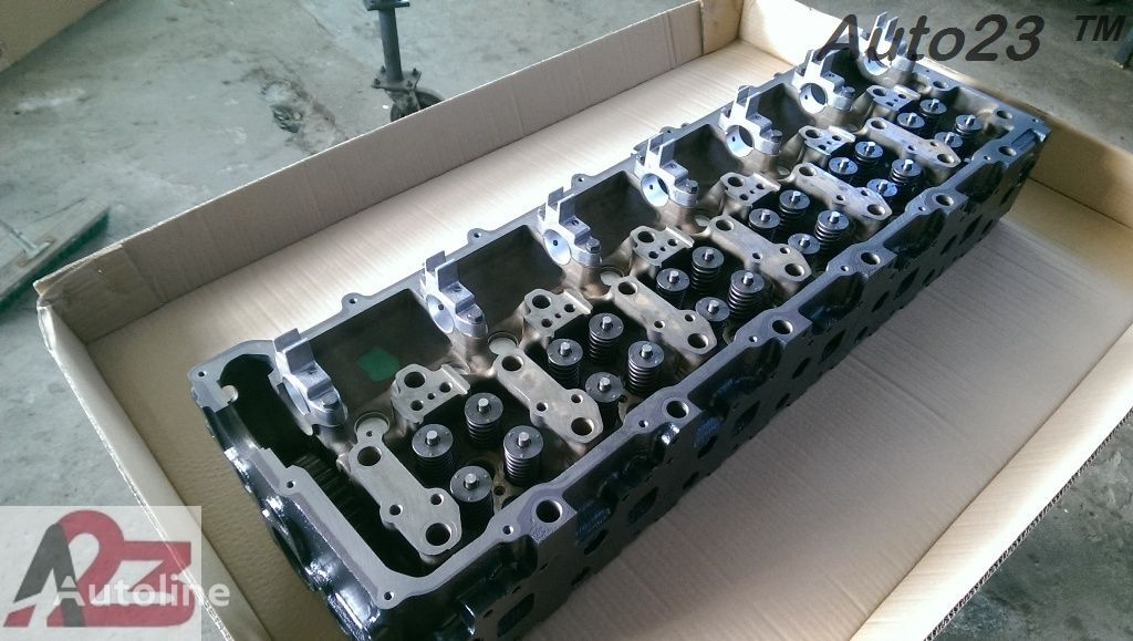głowica cylindrów MAN D2676LF TGX Euro4 Euro5 D26 E4 E5 CylinderHead D26 TGX TGA TS do ciężarówki