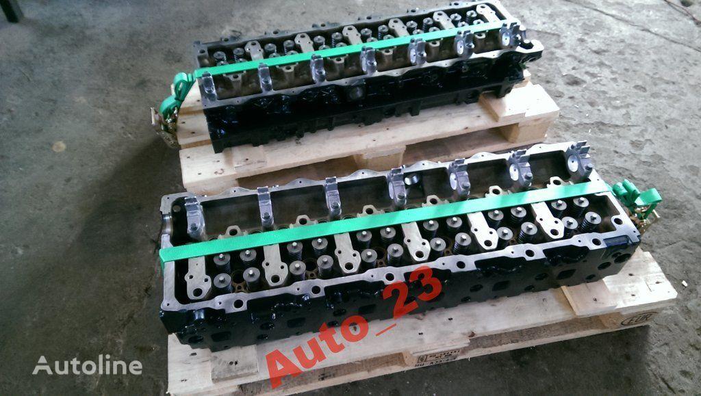 głowica cylindrów MAN TGA D2066LF Euro3 Euro4 Euro5 D20 E3 E4 E5 TGX TGS CylinderHead do ciężarówki