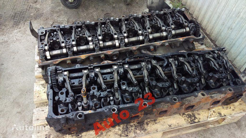 głowica cylindrów MAN TGX 530 480 Glowica D2676 CylinderHead D26 E4 E5 do ciężarówki