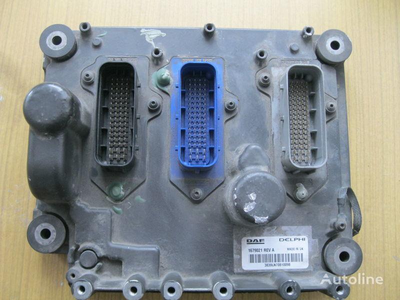jednostka sterująca DAF KOMPUTER STEROWNIK SILNIKA do ciągnika siodłowego DAF XF 105 / CF 85