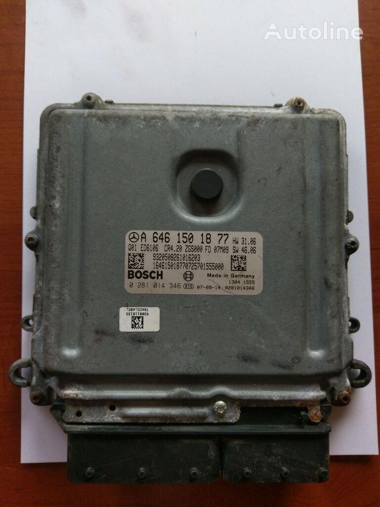 jednostka sterująca MERCEDES-BENZ A6461501877 do samochodu dostawczego MERCEDES-BENZ Sprinter