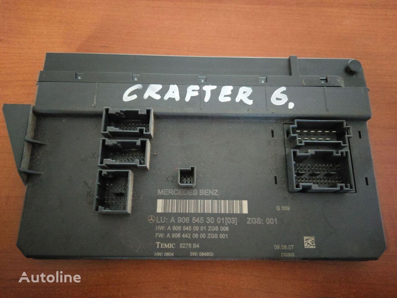 jednostka sterująca MERCEDES-BENZ CRAFTER A9065453001 5276B4 do dostawczego MERCEDES-BENZ