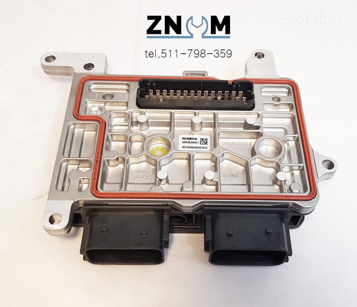 nowa jednostka sterująca WABCO do ciągnika siodłowego MERCEDES-BENZ MP4 ACTROS
