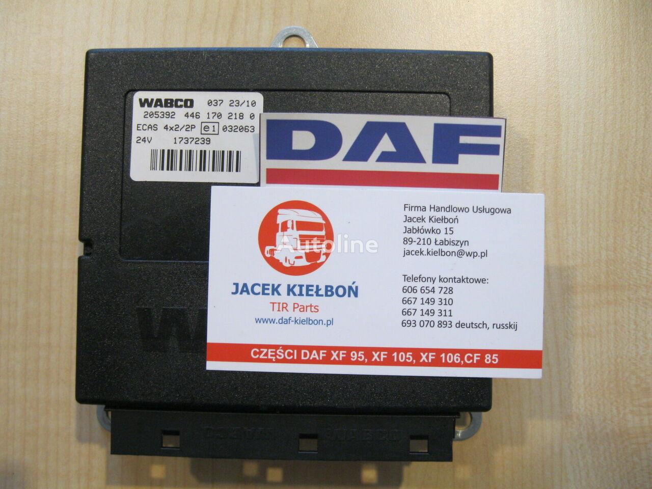 jednostka sterująca WABCO ECAS do ciężarówki DAF XF 105