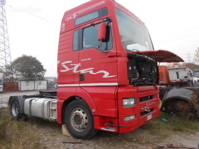 kabina MAN Sonder Modell STAR do ciężarówki MAN TGA XXL 480 E3
