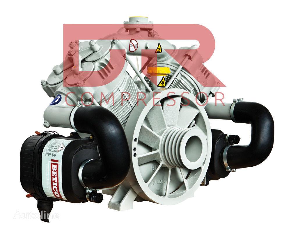 nowy kompresor pneumatyczny BETICO SB-1 SB-2 do cysterny naczepy