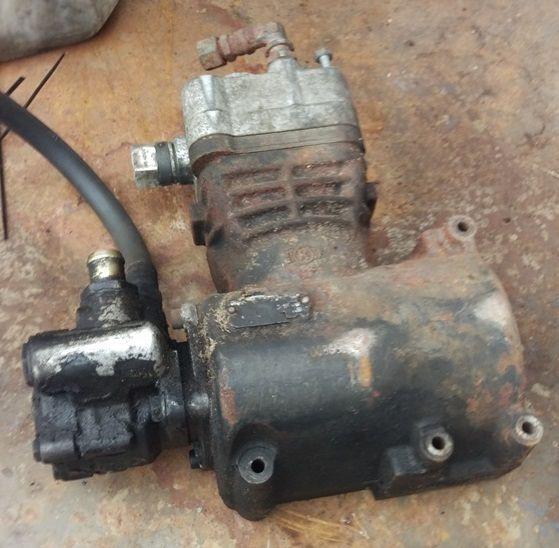 kompresor pneumatyczny MAN TGA Sprezarka Powietrza D20 D26 TGX Sprezarka Powietrza do ciężarówki