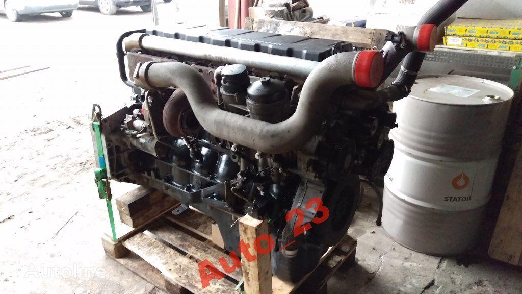 silnik D2066LF do ciężarówki MAN TGA TGX TGS 440