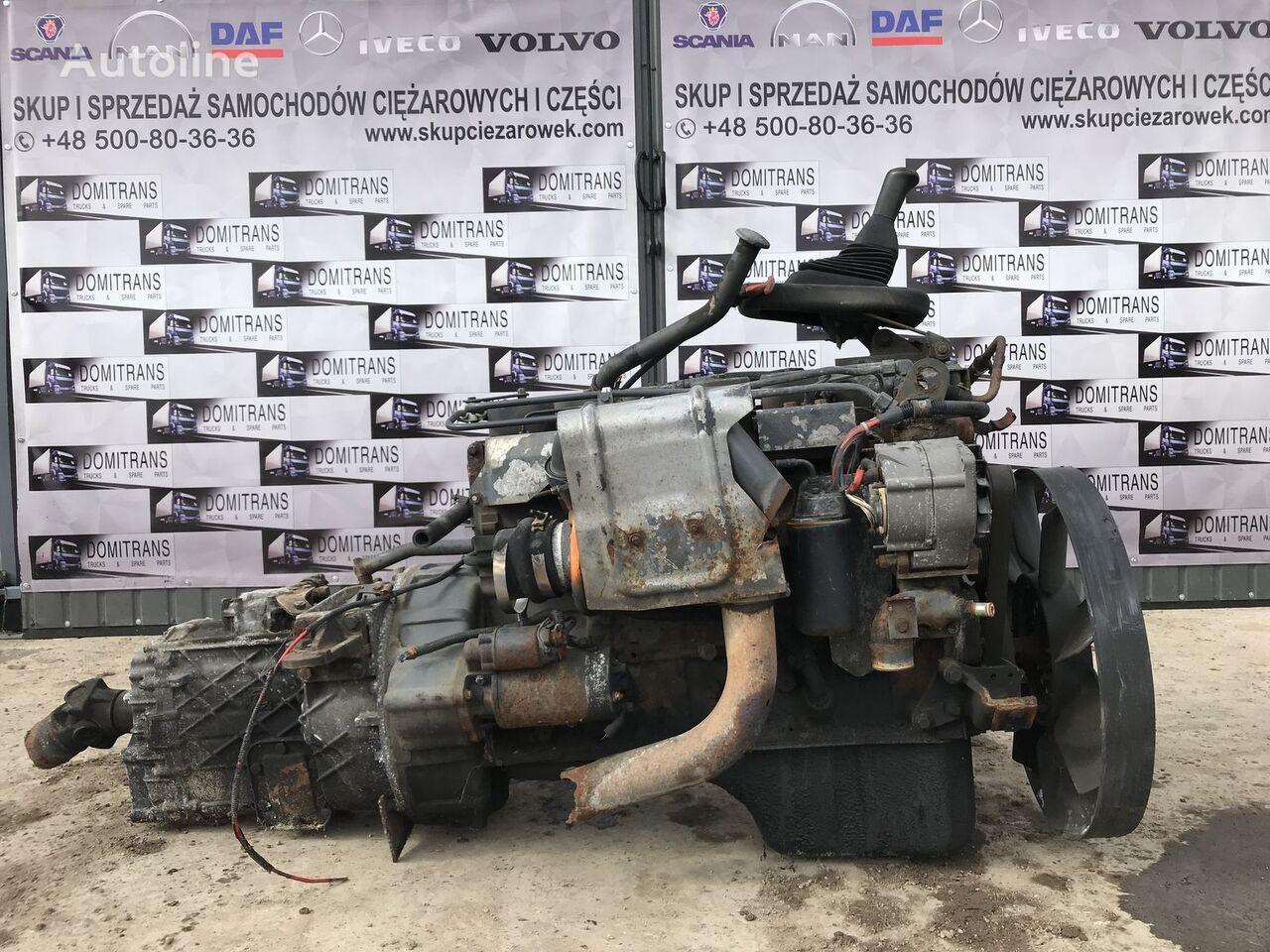 silnik DAF 45/55 do ciągnika siodłowego CUMMINS