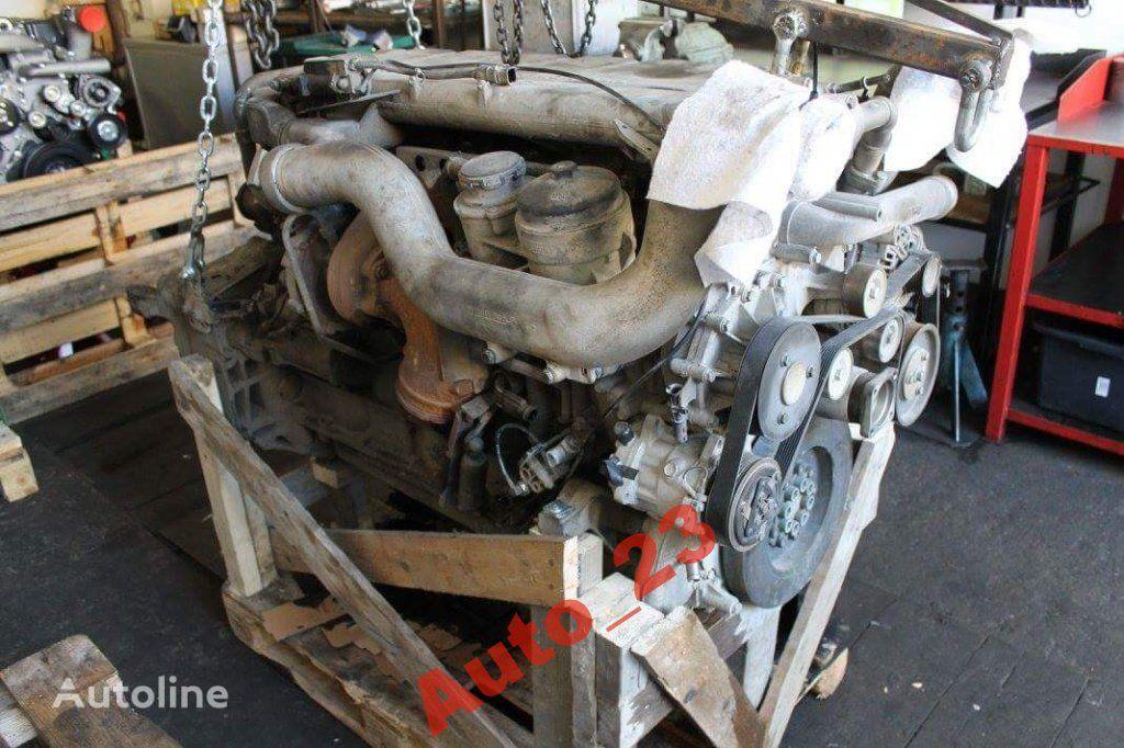 silnik MAN 430 440 Euro4 TGA TGX D20 E4 do ciągnika siodłowego