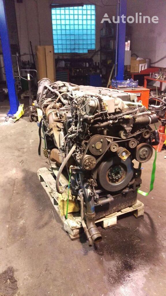 silnik MAN Biturbo D26 E5 TGX 440 do ciągnika siodłowego MAN TGX 440