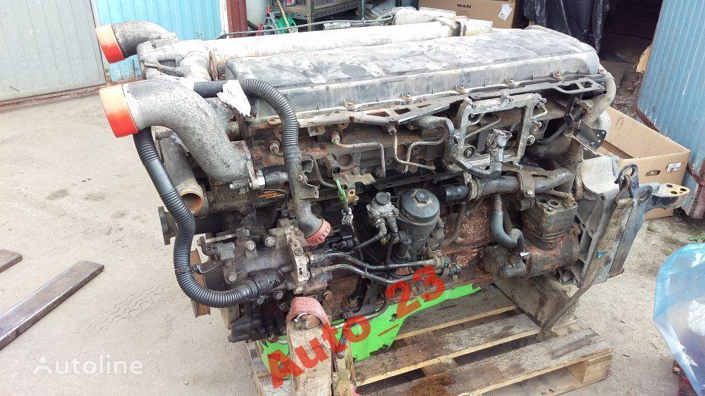 silnik MAN D20a D20 D2066LF do ciężarówki MAN TGA 440 400 TGS TGX