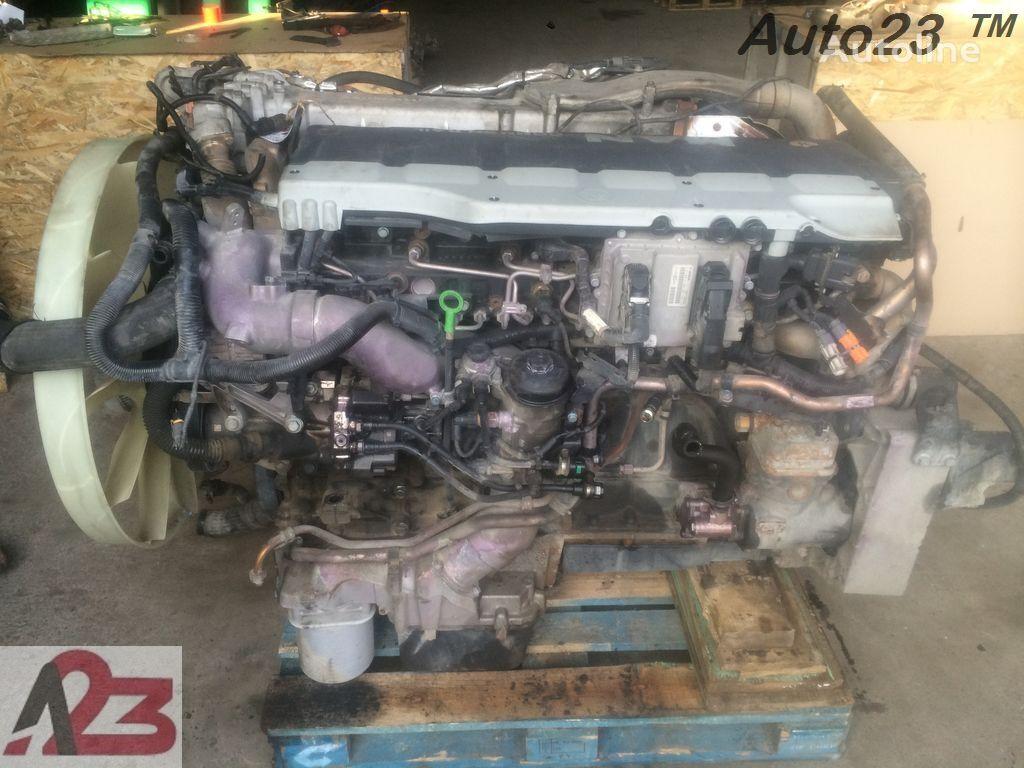 silnik MAN D2676 Euro6 Biturbo TGX D26 E6 do ciężarówki