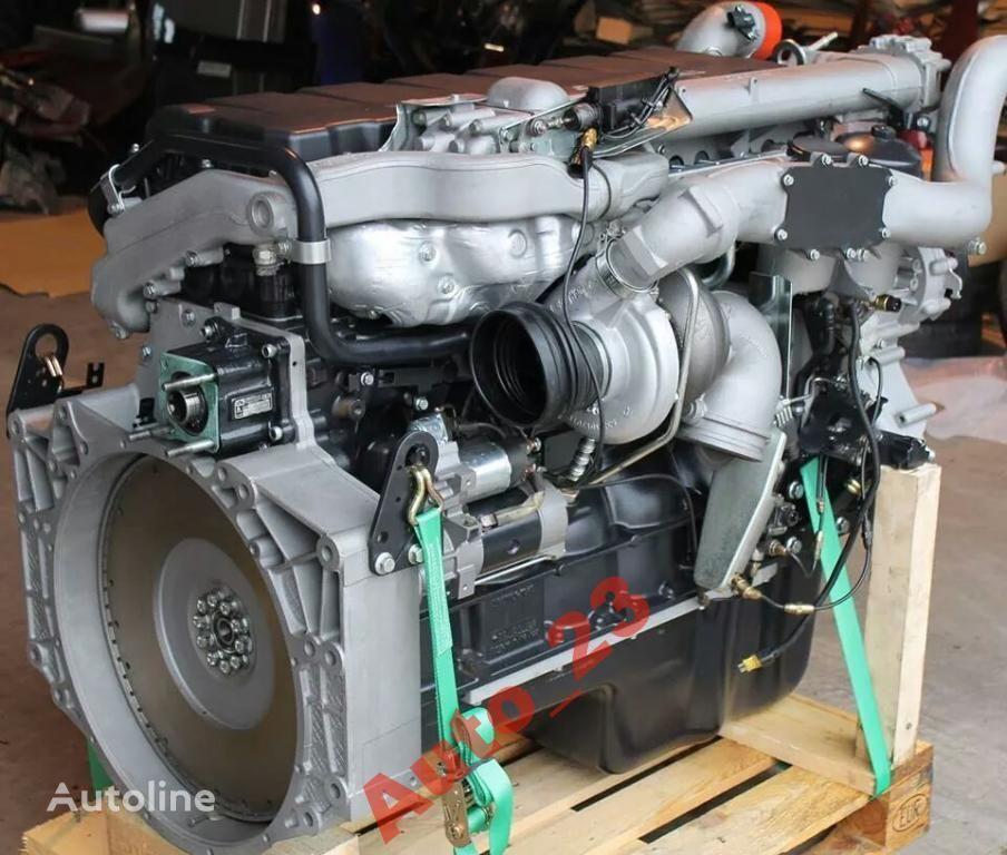 silnik MAN Naprawa Euro4 Euro5 Euro6 D26 Naprawa TGX TGS TGA Naprawa 480 53 do ciągnika siodłowego