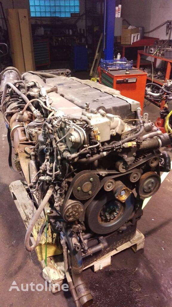 silnik MAN TGX 440 22 Euro5 Biturbo do ciężarówki