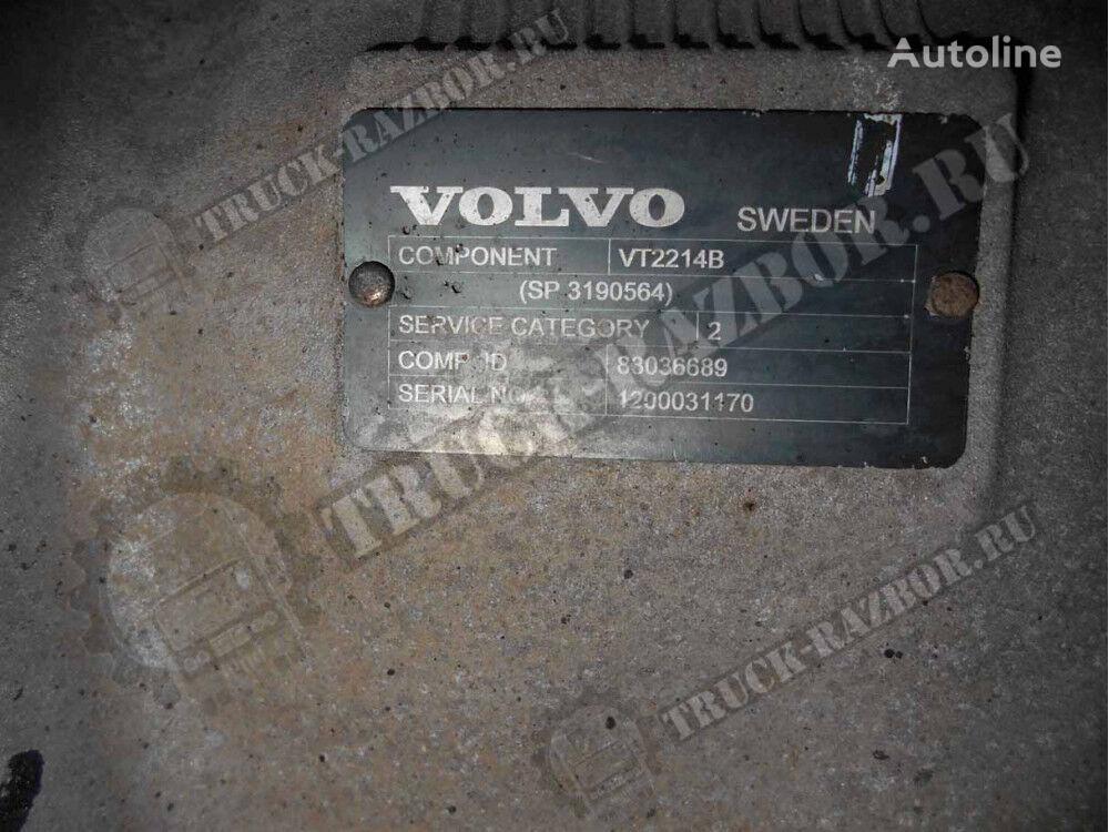 skrzynia biegów VOLVO VT2214B do ciągnika siodłowego
