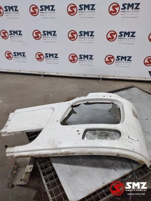zderzak MERCEDES-BENZ Occ Bumperhoek links met lampen Actros mp2/3 do ciężarówki