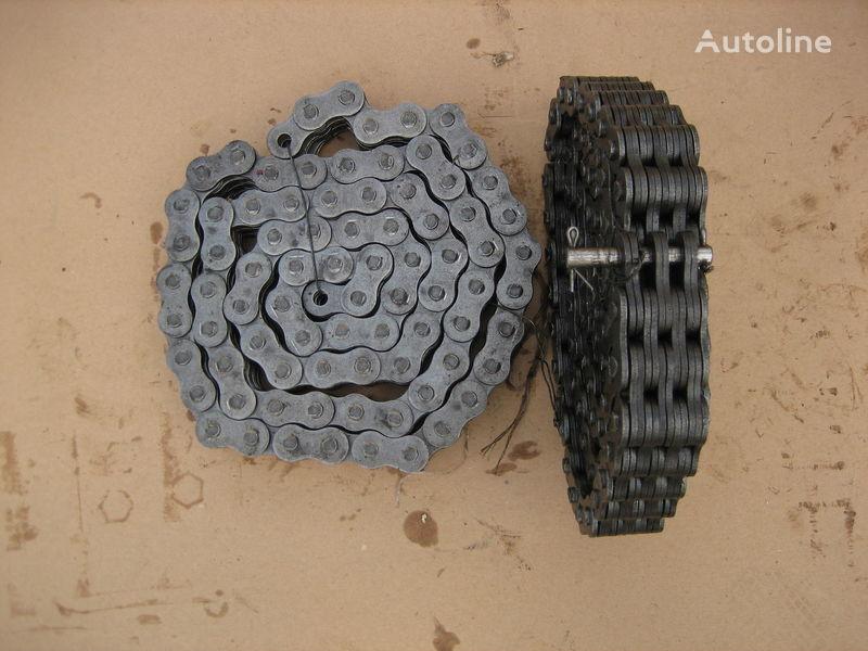 nowy maszt do wózka widłowego LVOVSKII Cep P-25,4-200-5-3 Ukraina do wózka i podnośnika LVOVSKII 40814, 40810, 41030