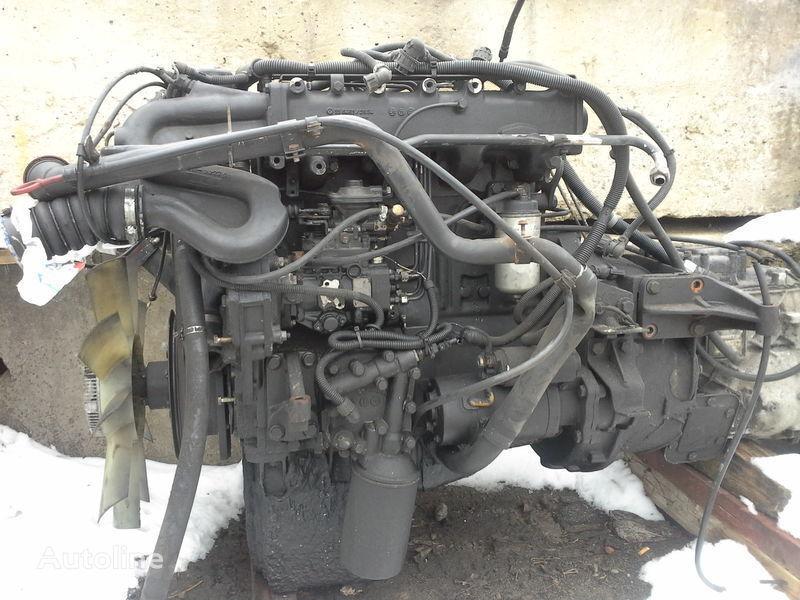 silnik MAN Motor MAN 4.6l 163 k.s 114kv prostoy turbo-dizel 440 tis. do ciężarówki MAN