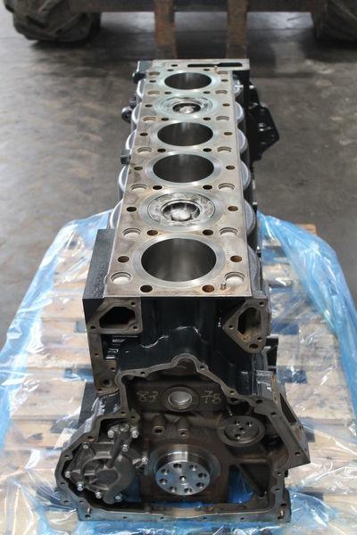 blok silnika MAN D2066LF do autobusu MAN TGA TGS TGX