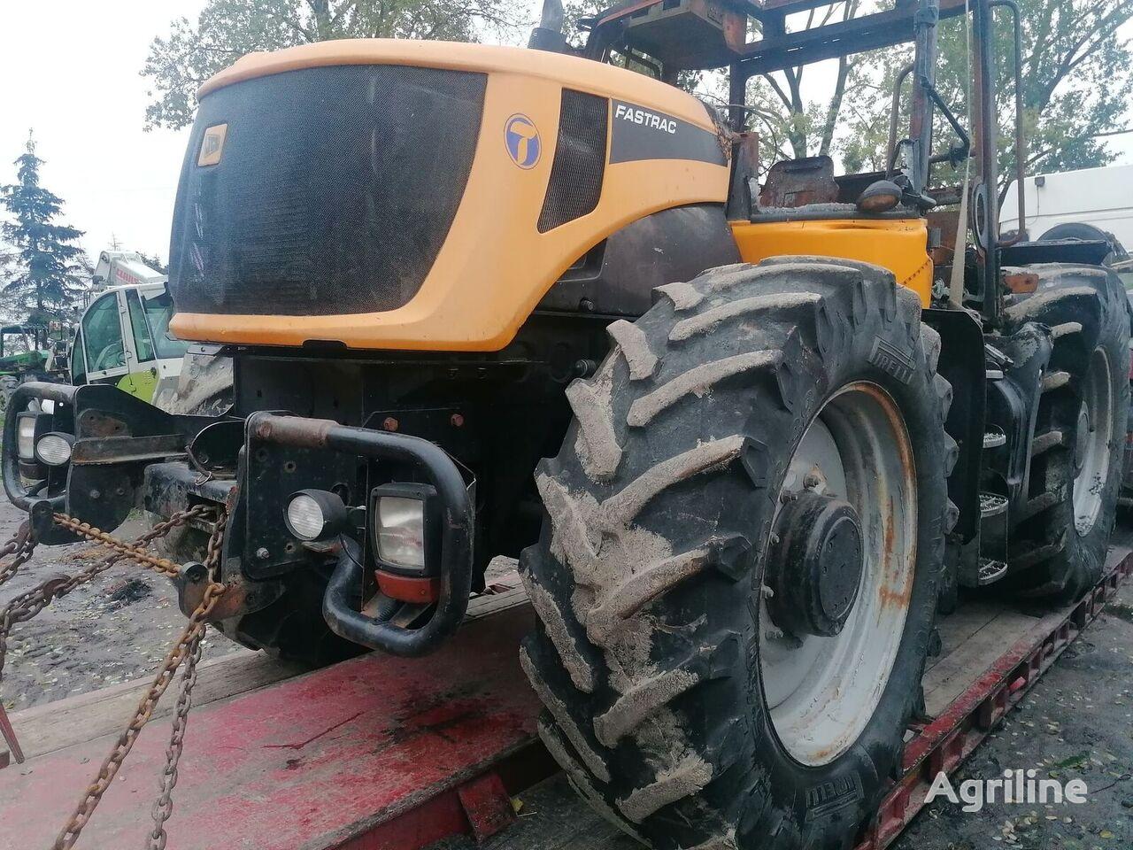 części zamienne Zwolnica Zwrotnica prawa  JCB Fastrac 8250 do traktora