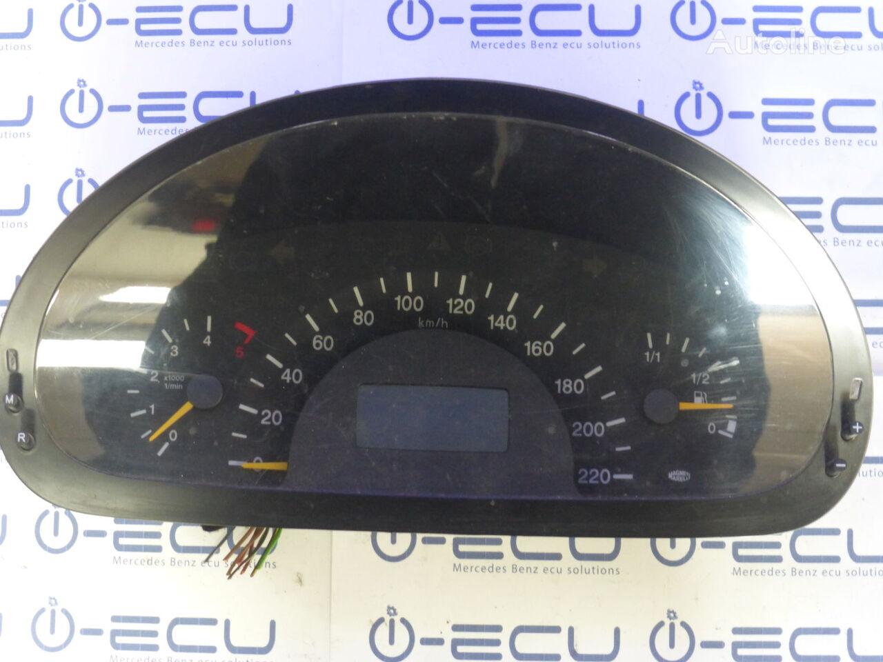 deska rozdzielcza MAGNETI MARELLI do samochodu MERCEDES-BENZ VITO 639