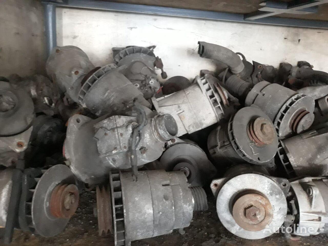generator MERCEDES-BENZ alternator do ciągnika siodłowego DAF MAN RENAULT