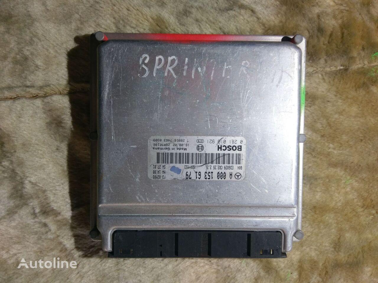jednostka sterująca BOSCH A0001536179 0281010921 do samochodu MERCEDES-BENZ SPRINTER