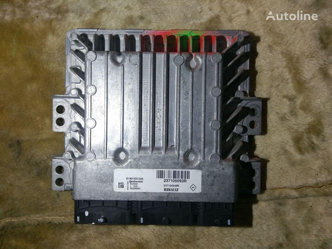 jednostka sterująca Continental 237105093R 237104246R S180193133A do samochodu RENAULT MOVANO