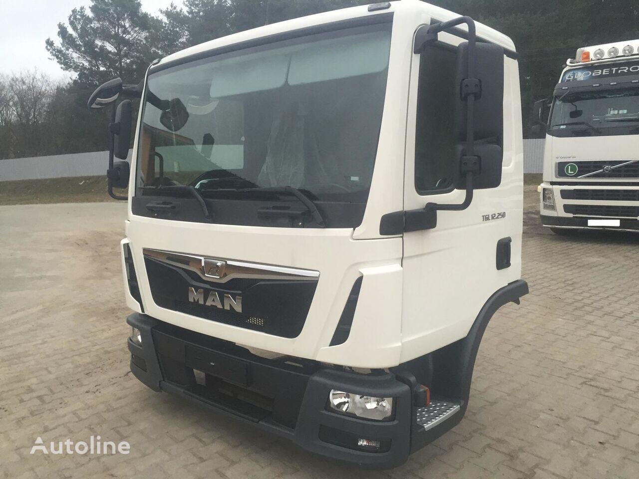 nowa kabina MAN EURO6 do ciężarówki MAN TGL-TGM