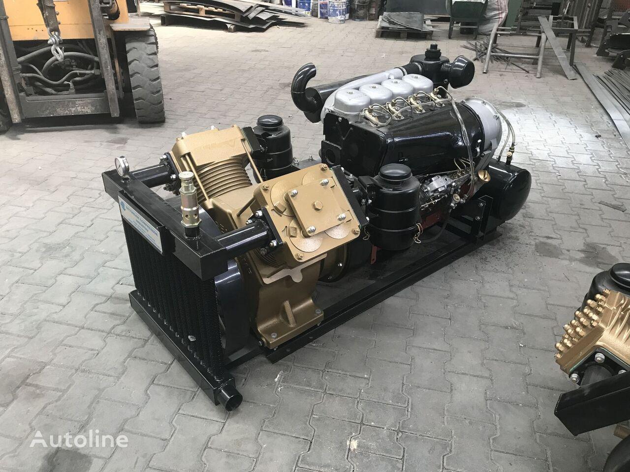 nowy kompresor pneumatyczny Betonsan Diesel Compressor do cysterny naczepy