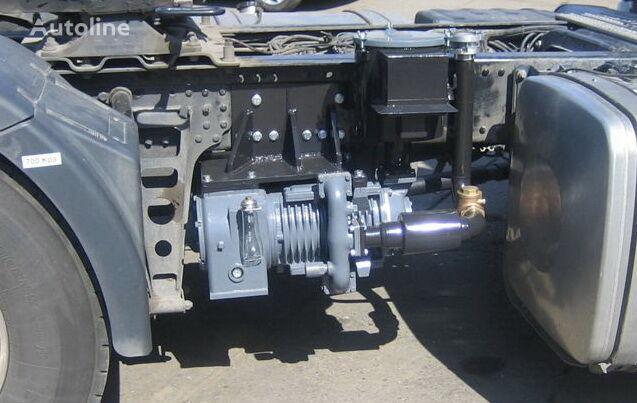 kompresor pneumatyczny HORI do cysterny naczepy