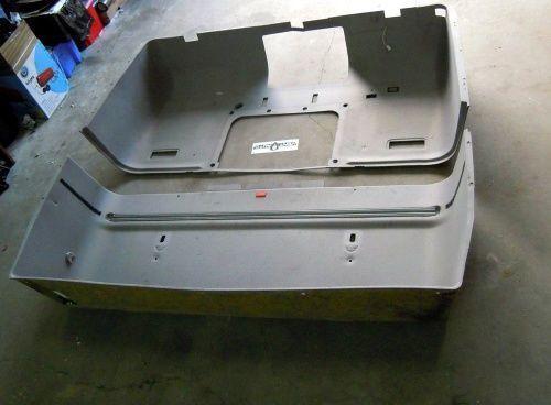 oblicowanie DAF PODSUFITKA do ciągnika siodłowego DAF XF 105
