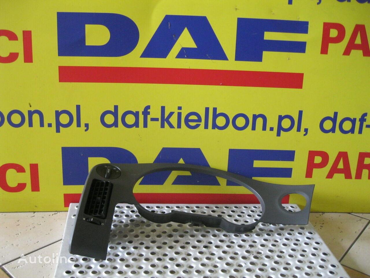 oblicowanie DAF RAMKA PLASTIKOWA ZEGARÓW do ciągnika siodłowego DAF XF 106