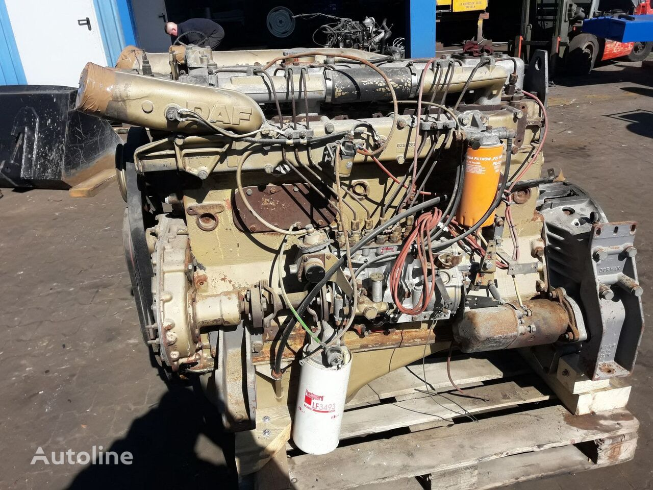 silnik DAF 1160 ATI WS282 350 do ciężarówki DAF