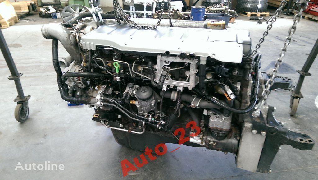 silnik MAN D20 E3 Euro3 do ciężarówki MAN TGS TGX
