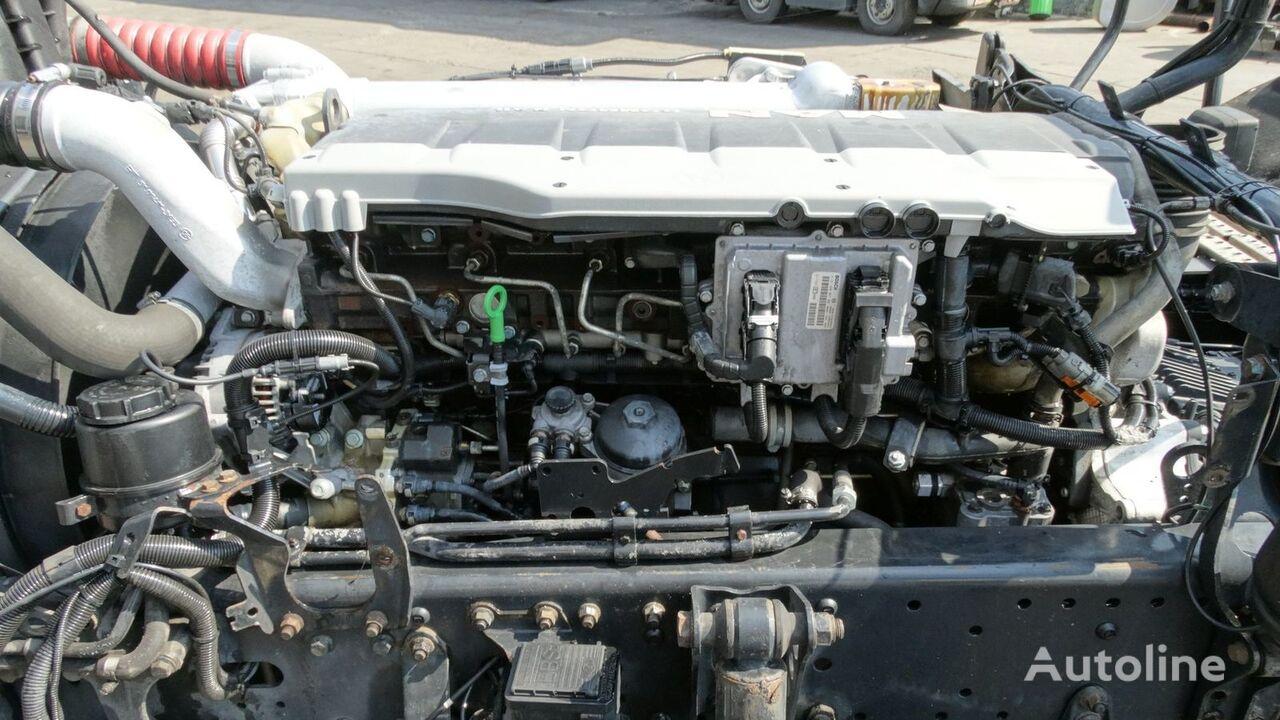 silnik MAN D2066LF36 440 E4 do ciężarówki MAN TGX TGA TGS