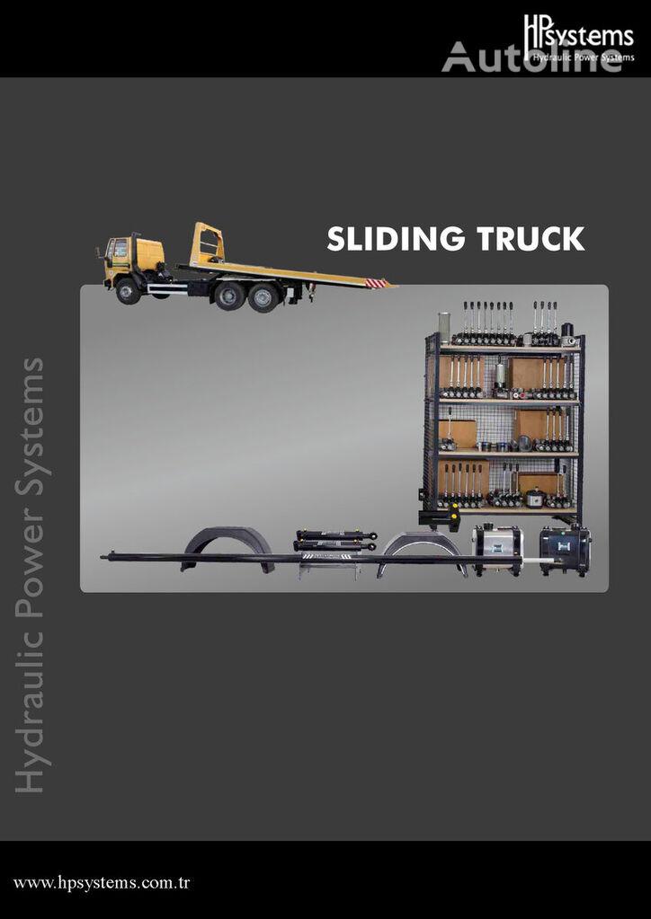 nowy siłownik hydrauliczny HPSYSTEMS do ciągnika siodłowego sliding truck