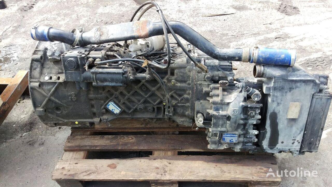 skrzynia biegów ZF 16 S 2220 TD do ciągnika siodłowego MAN TGA TGX TGS