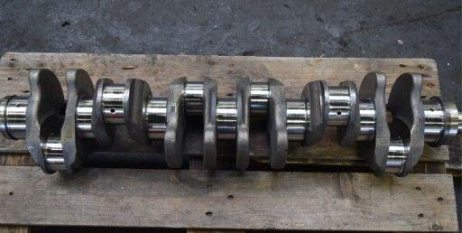 wał korbowy MAN CrankShaft D26 E4 E5 Wal 480 530 do ciągnika siodłowego MAN TGA  TGX Euro4 Euro5